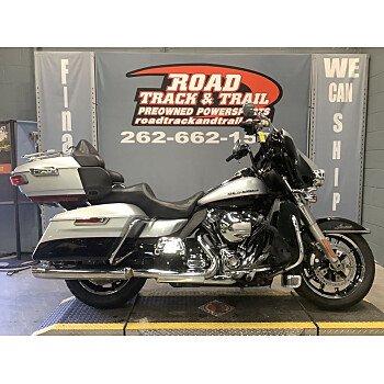 2015 Harley-Davidson Touring for sale 201059500