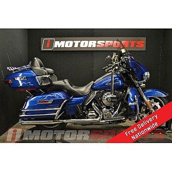 2015 Harley-Davidson Touring for sale 201098162