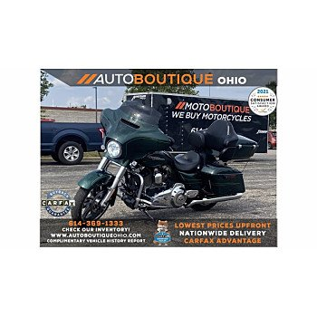 2015 Harley-Davidson Touring for sale 201145745