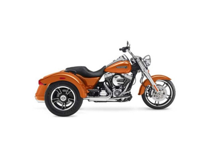 2015 Harley-Davidson Trike Freewheeler specifications
