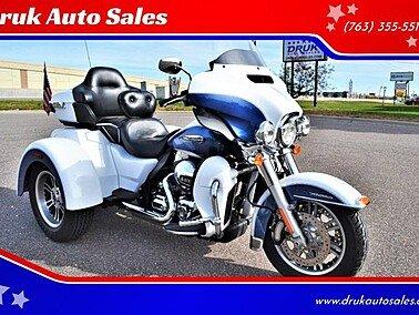 2015 Harley-Davidson Trike for sale 201184798