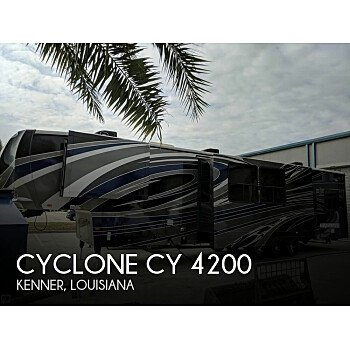 2015 Heartland Cyclone CY 4200 for sale 300182950