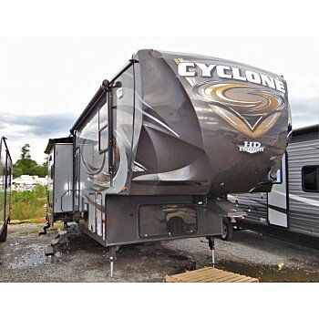2015 Heartland Cyclone for sale 300202220