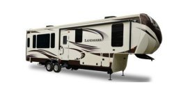 2015 Heartland Landmark LM Sequoia specifications