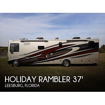 2015 Holiday Rambler Vacationer for sale 300212612