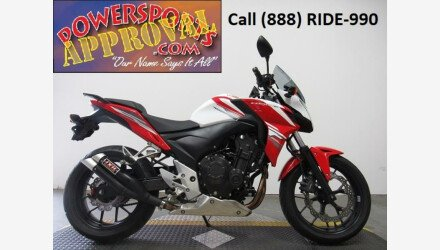 2015 Honda CB500F for sale 200794195