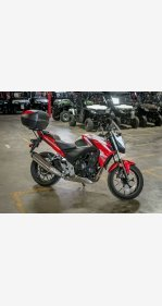 2015 Honda CB500F for sale 200808809
