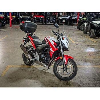 2015 Honda CB500F for sale 200808809