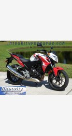 2015 Honda CB500F for sale 200809170