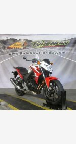 2015 Honda CB500F for sale 200814722