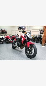 2015 Honda CB500F for sale 200850825