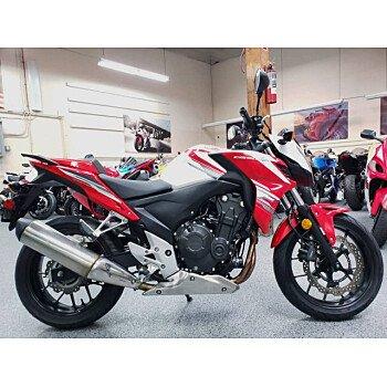 2015 Honda CB500F for sale 200880745