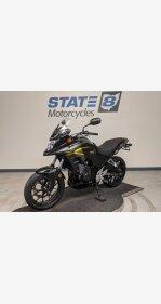 2015 Honda CB500X for sale 201066721