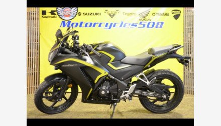 2015 Honda CBR300R for sale 200541213