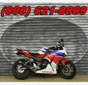 2015 Honda CBR300R for sale 200686138