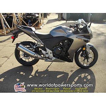 2015 Honda CBR500R for sale 200637244