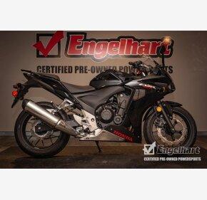 2015 Honda CBR500R for sale 200796139