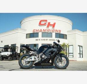 2015 Honda CBR600RR for sale 200702730