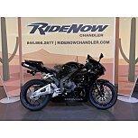 2015 Honda CBR600RR for sale 201122011