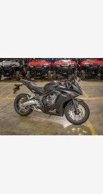 2015 Honda CBR650F for sale 200700118