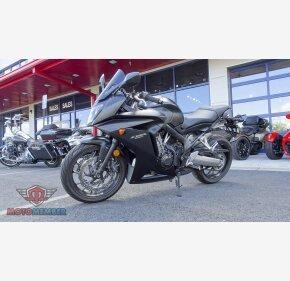 2015 Honda CBR650F for sale 200944224