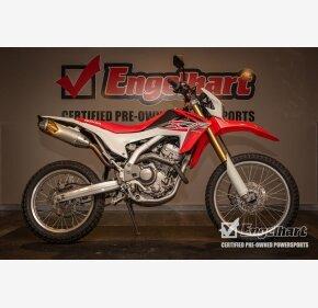 2015 Honda CRF250L for sale 200760474