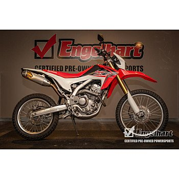 2015 Honda CRF250L for sale 200760554
