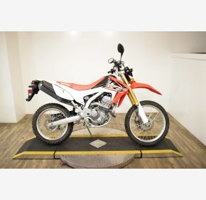 2015 Honda CRF250L for sale 200772098