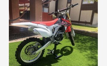 2015 Honda CRF250R for sale 200834703