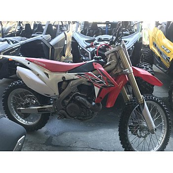 2015 Honda CRF450R for sale 200713804