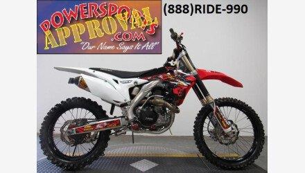 2015 Honda CRF450R for sale 200791337