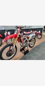 2015 Honda CRF450R for sale 200962354