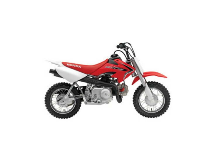 2015 Honda CRF50F 50F specifications