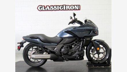 2015 Honda CTX700 for sale 200638940