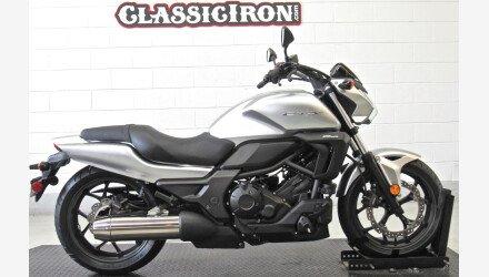 2015 Honda CTX700N for sale 200726222
