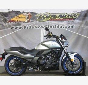 2015 Honda CTX700N for sale 200822424