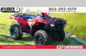 2015 Honda FourTrax Foreman Rubicon for sale 200698803