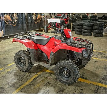 2015 Honda FourTrax Foreman for sale 200769541