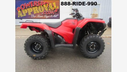 2015 Honda FourTrax Rancher for sale 200504620