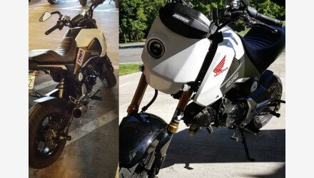 2015 Honda Grom for sale 200523018