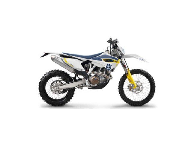 2015 Husqvarna FE501 501 specifications
