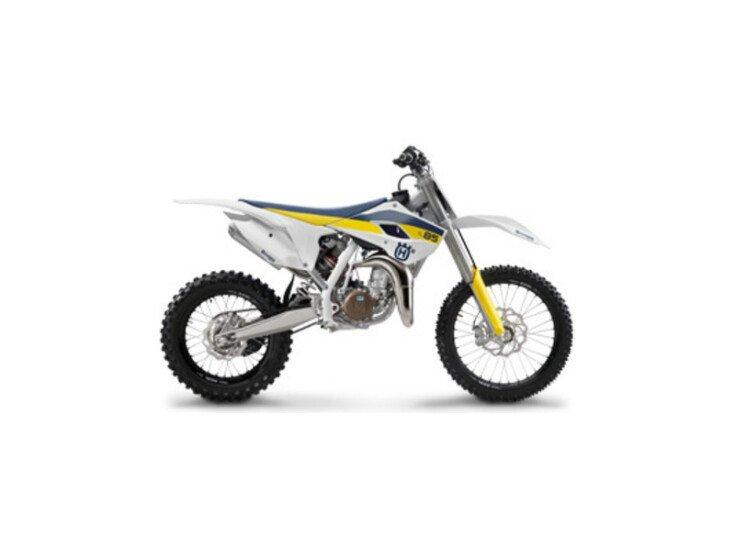 2015 Husqvarna TC85 17/14 specifications