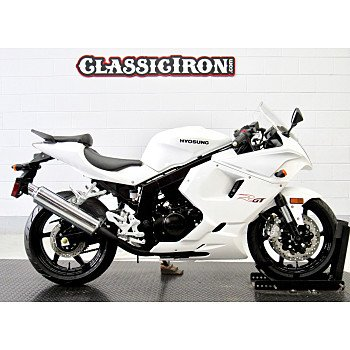 2015 Hyosung GT250R for sale 200667344