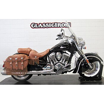 2015 Indian Chief for sale 200638925