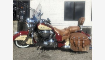 2015 Indian Chief for sale 200689300