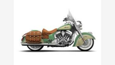 2015 Indian Chief for sale 200717248