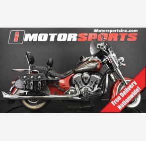 2015 Indian Chief for sale 200778590