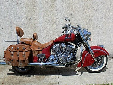 2015 Indian Chief for sale 200917354