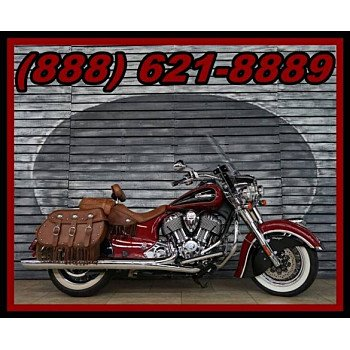 2015 Indian Chief for sale 200921496