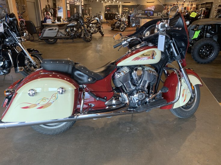 2015 Indian Chieftain for sale 201109817